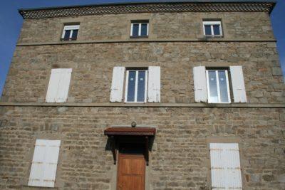 Maison paroissiale de Soucieu
