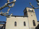 église de Chaussan