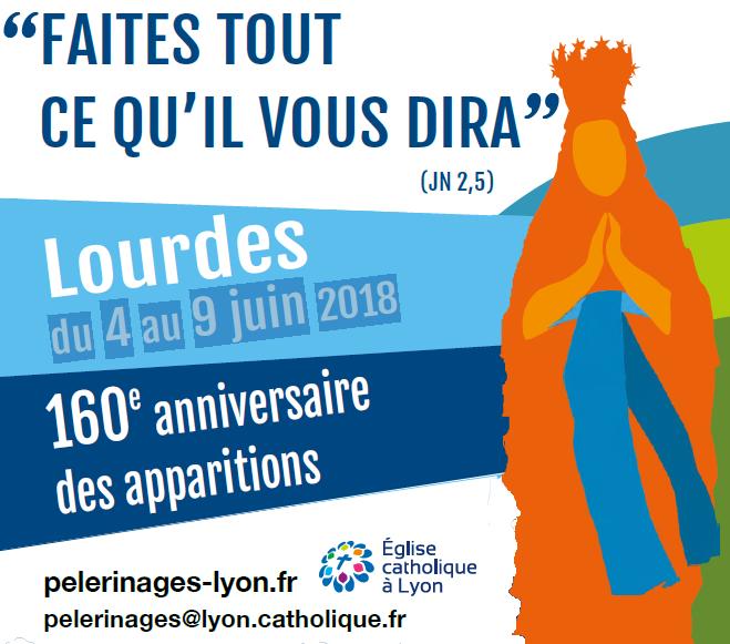 Pèlerinage à Lourdes – Clôture Des Inscriptions