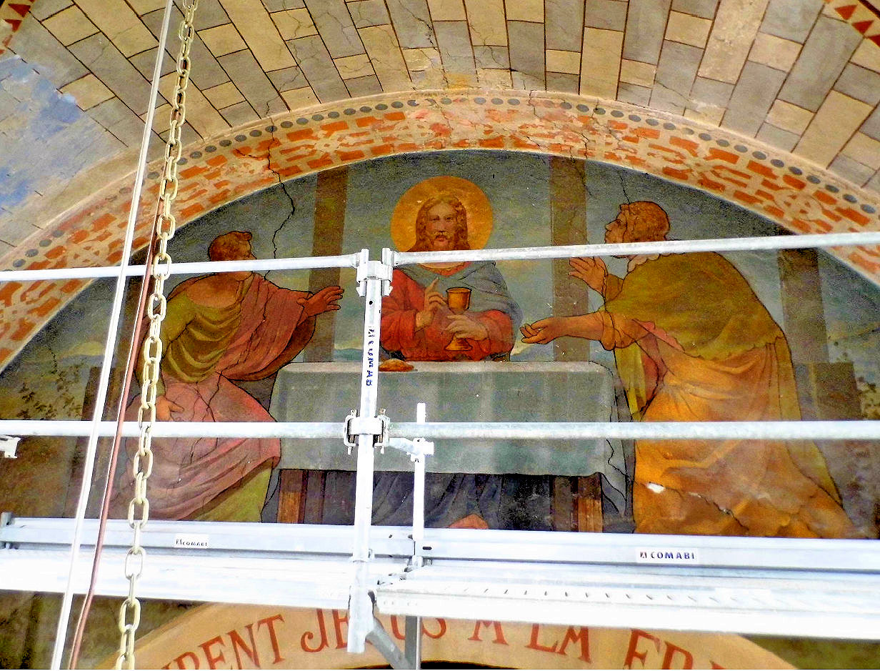 Église De Taluyers – Chantier De Restauration