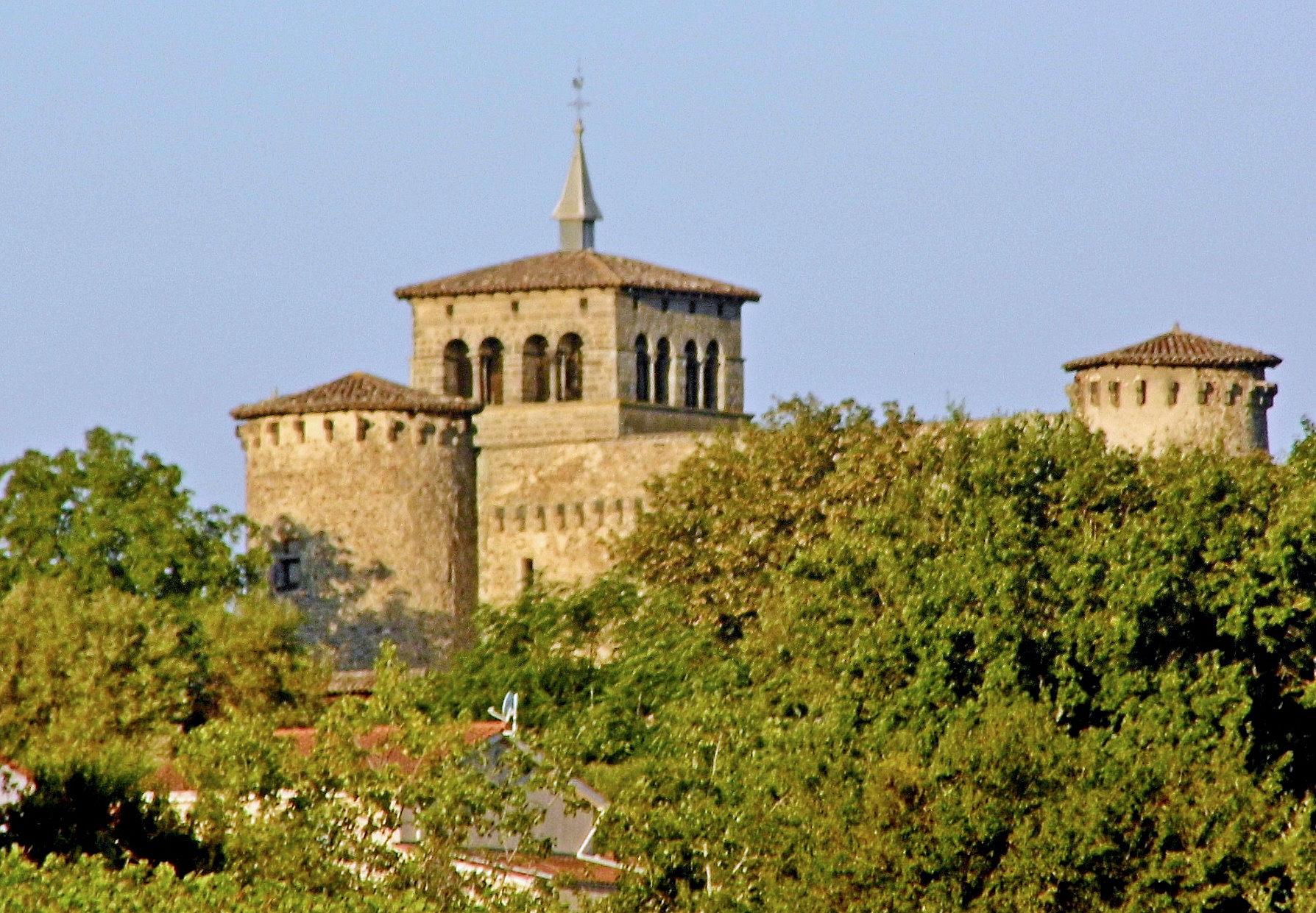 Eglise De Taluyers