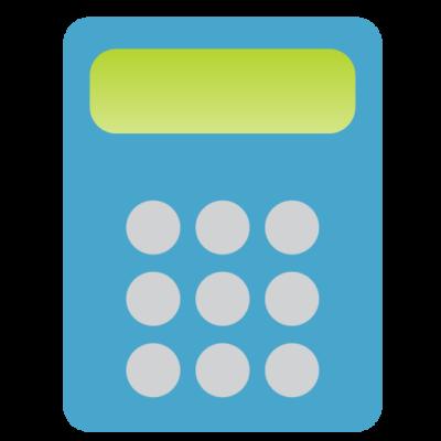 icone calculette