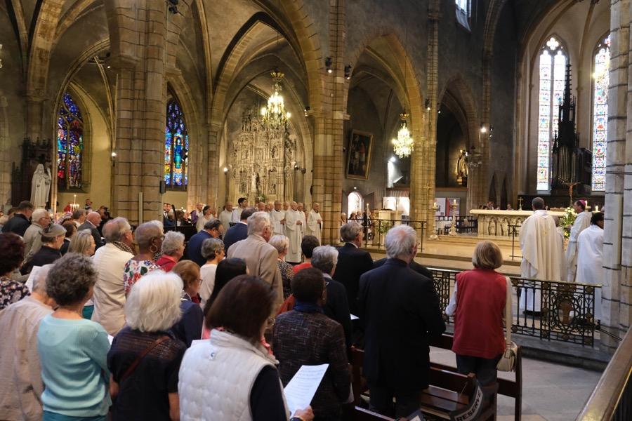 2019 St Bonnaventure Devient Basilique