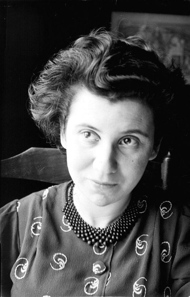 Etty Hillesum Environ (1939 Par Glaspositief) Wikipedia