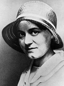 Sainte Edith Stein (1920) Wikipedia