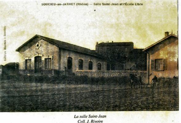 Ecole Soucieu Sallestjean