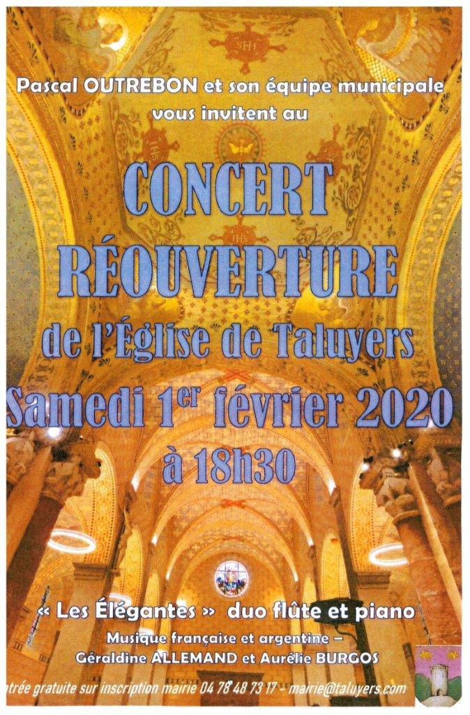 Concert Taluyers