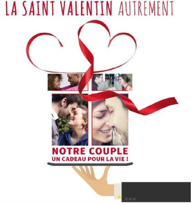 Saint Valentin Autrement : Offrez Du Temps à Votre Couple