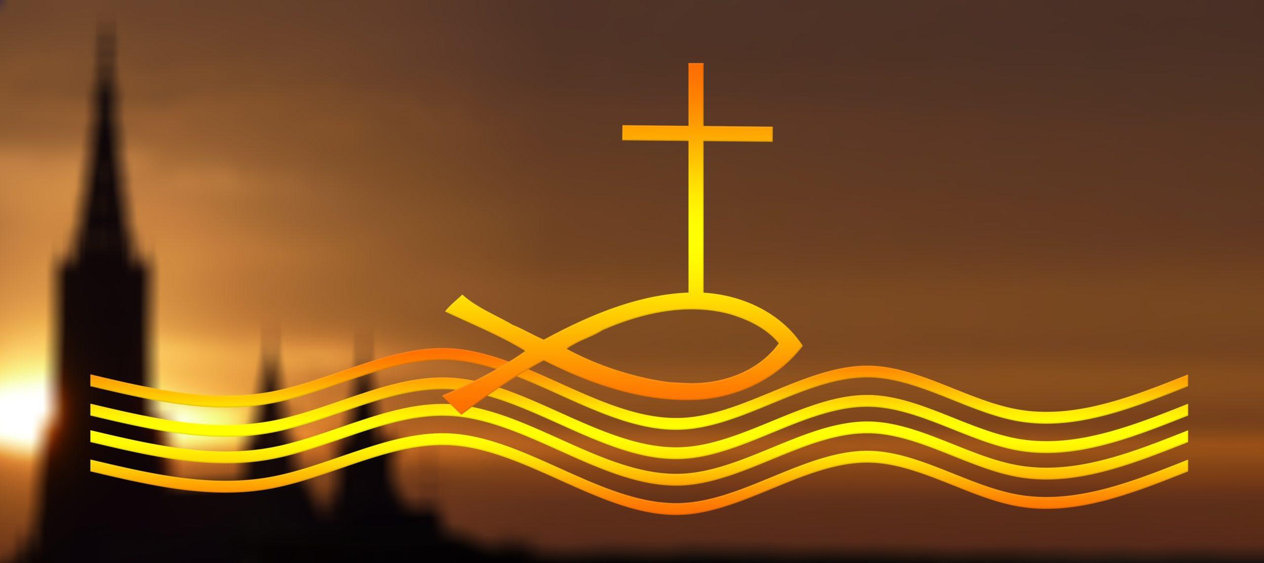 Web (gerd Altmann) Symbole Croix Poisson Logo 1862308