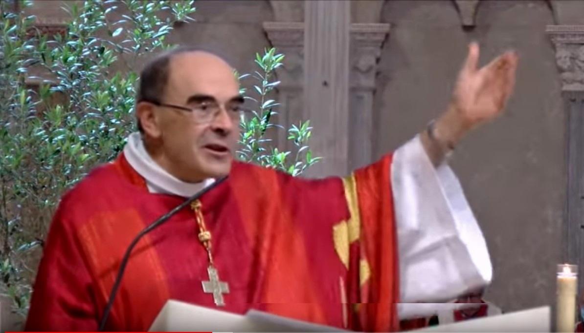 Au Revoir Du Cardinal Barbarin 3