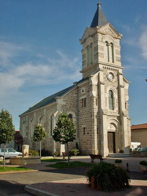 église St Jean De Touslas