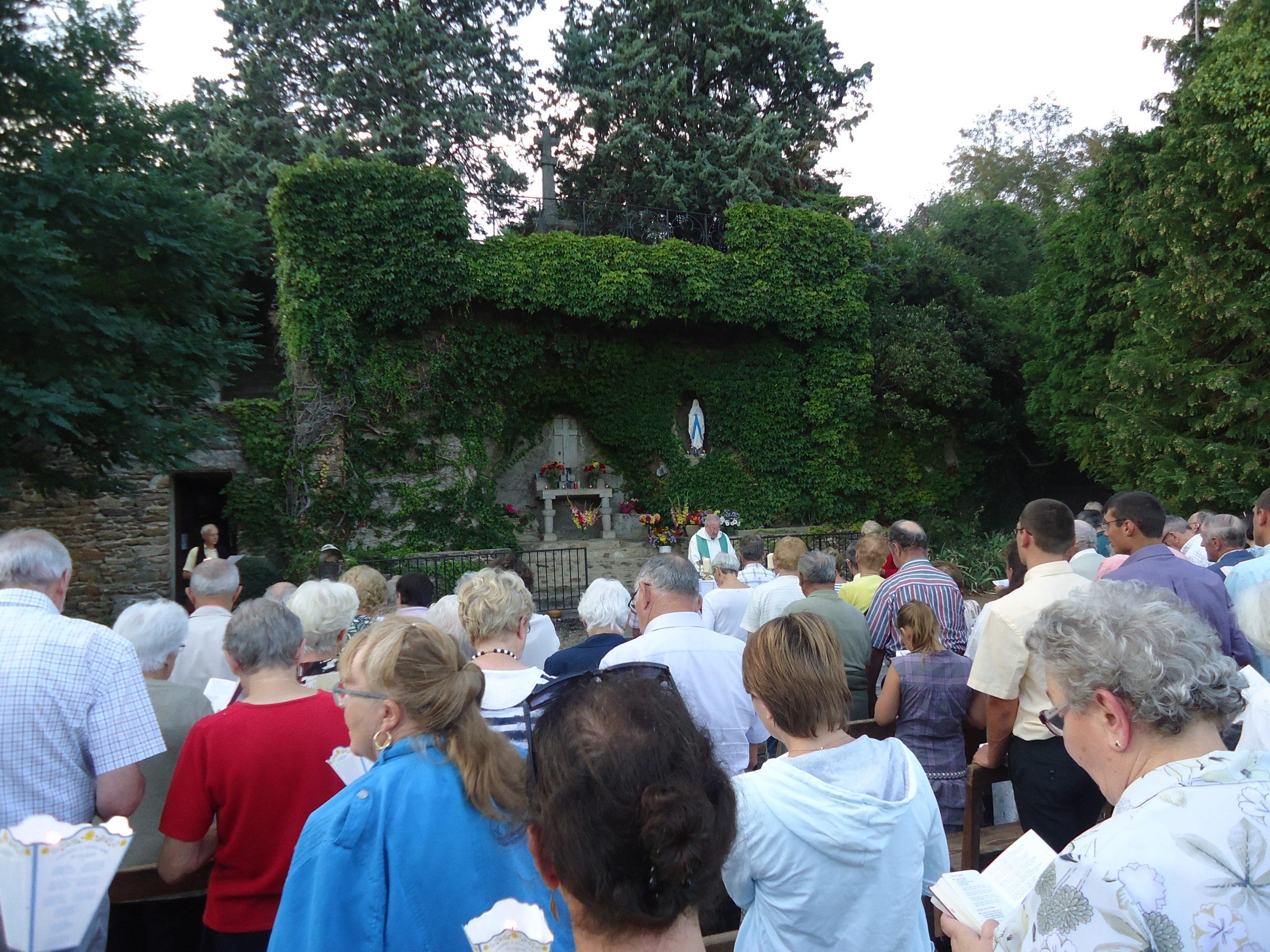 Sanctuaire de St Sorlin