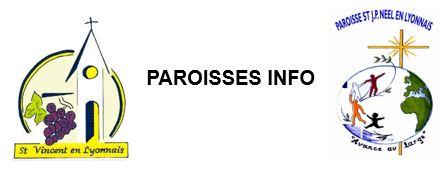 Paroisses Infos