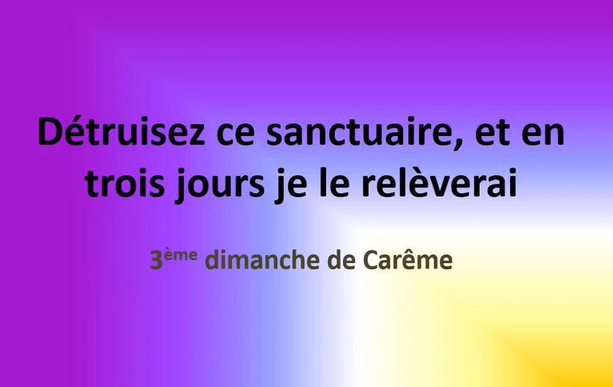 3e Dim Careme