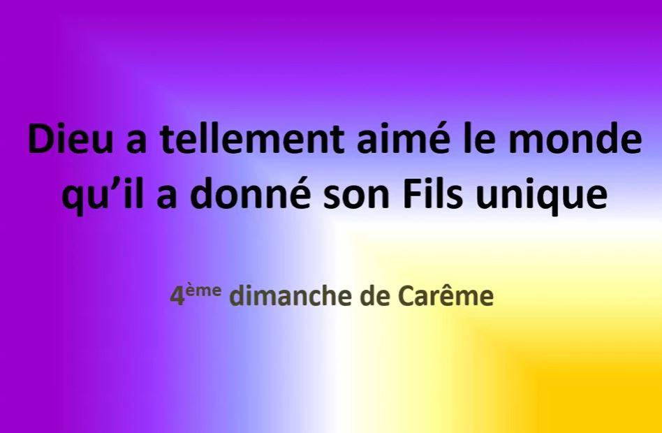 4e Dim Careme